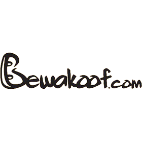 bewakoof-in-logo
