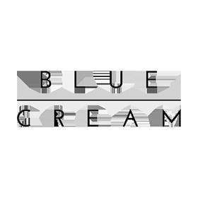 blue-and-cream-logo