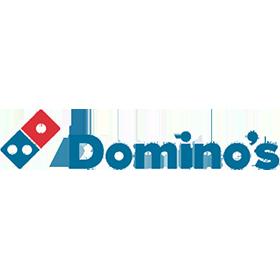 dominos-in-logo