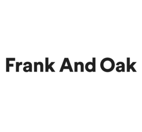 frank and oak 15 off