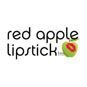redapplelipstick-logo
