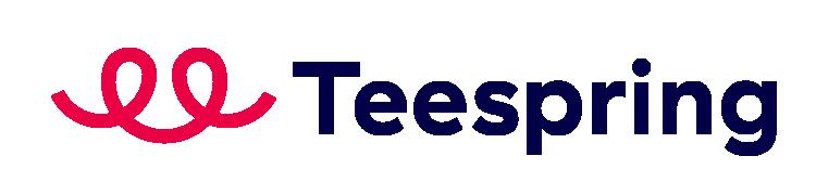 Get merch from Teespring