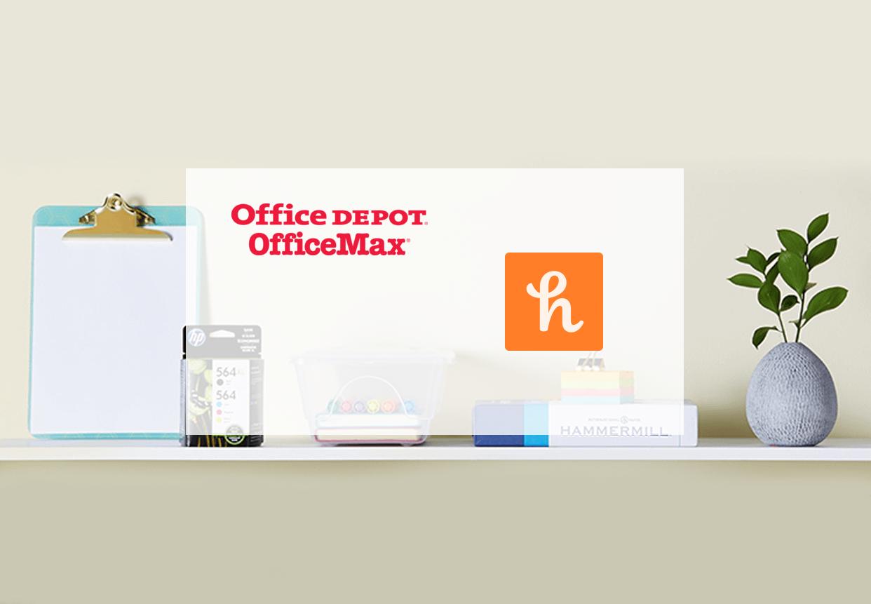 8 Best Office Depot Officemax Coupons Promo Codes Jun 2019 Honey