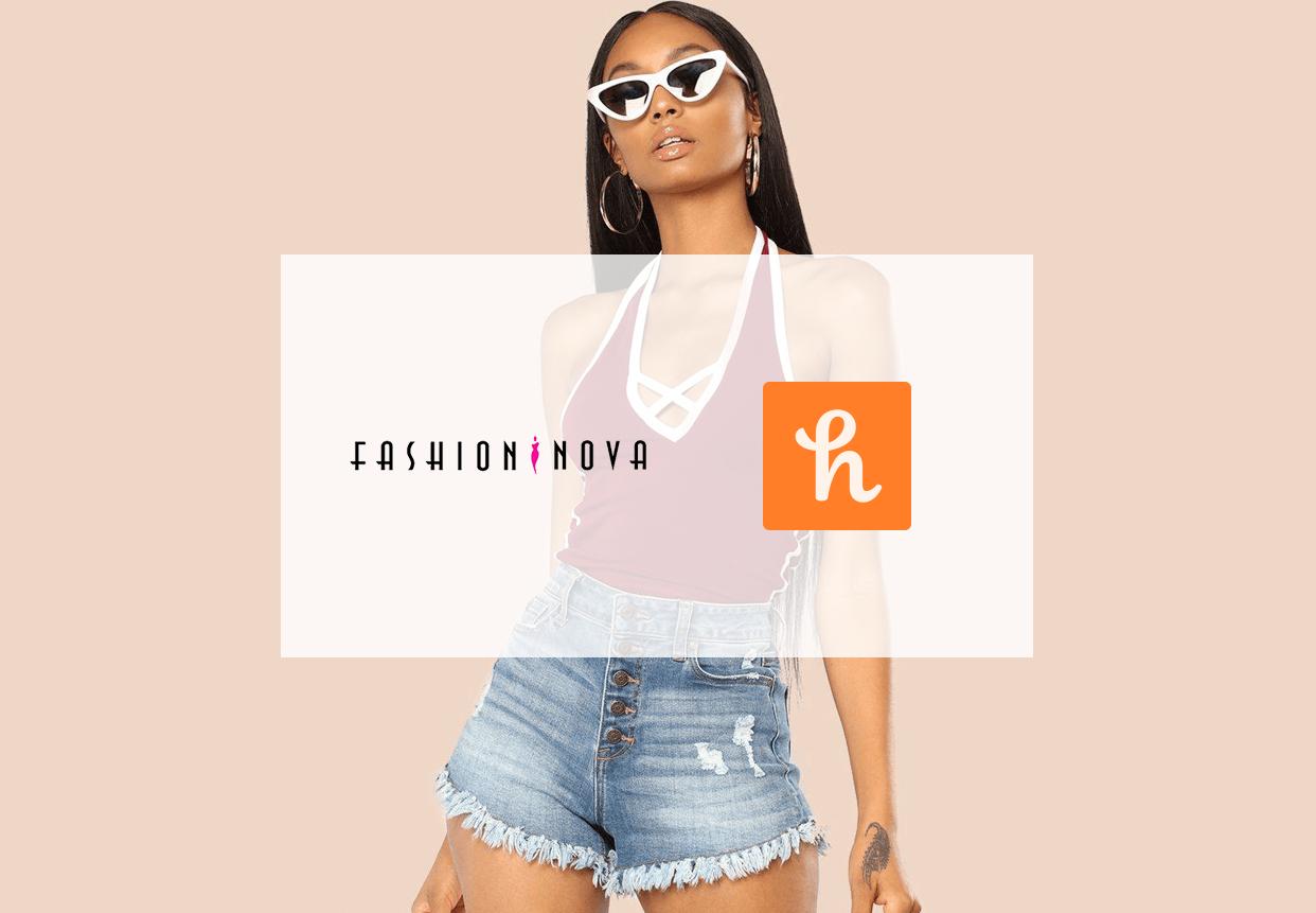 Fashion Nova Online Coupons, Promo Codes - Sep 2019 - Honey