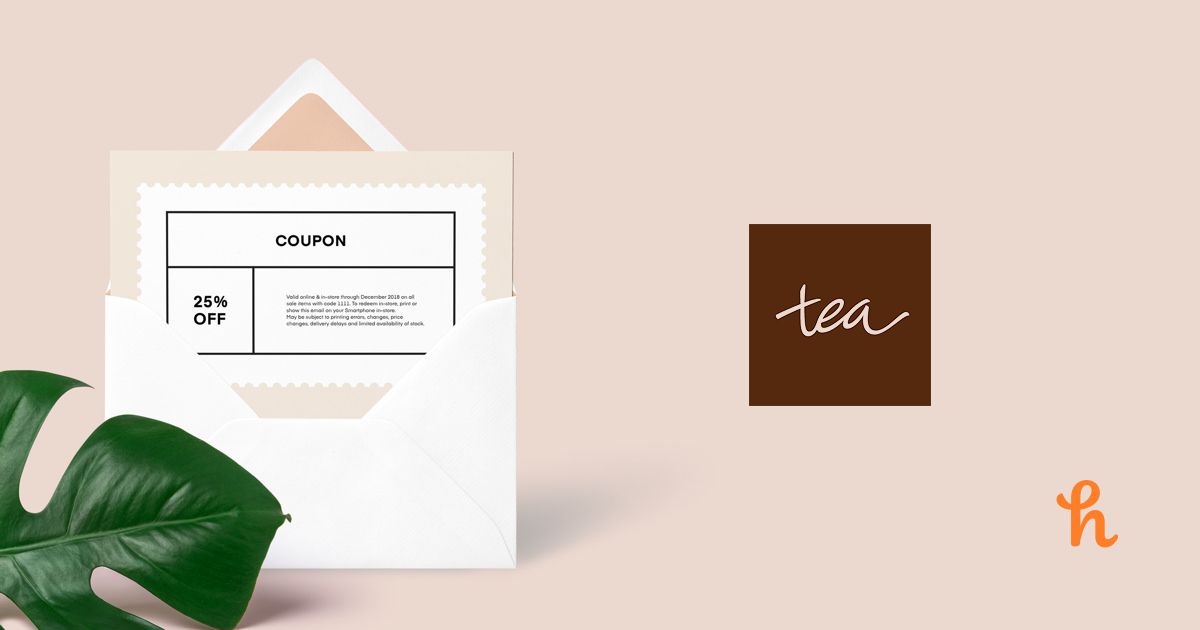Past Tea Collection Coupon Codes