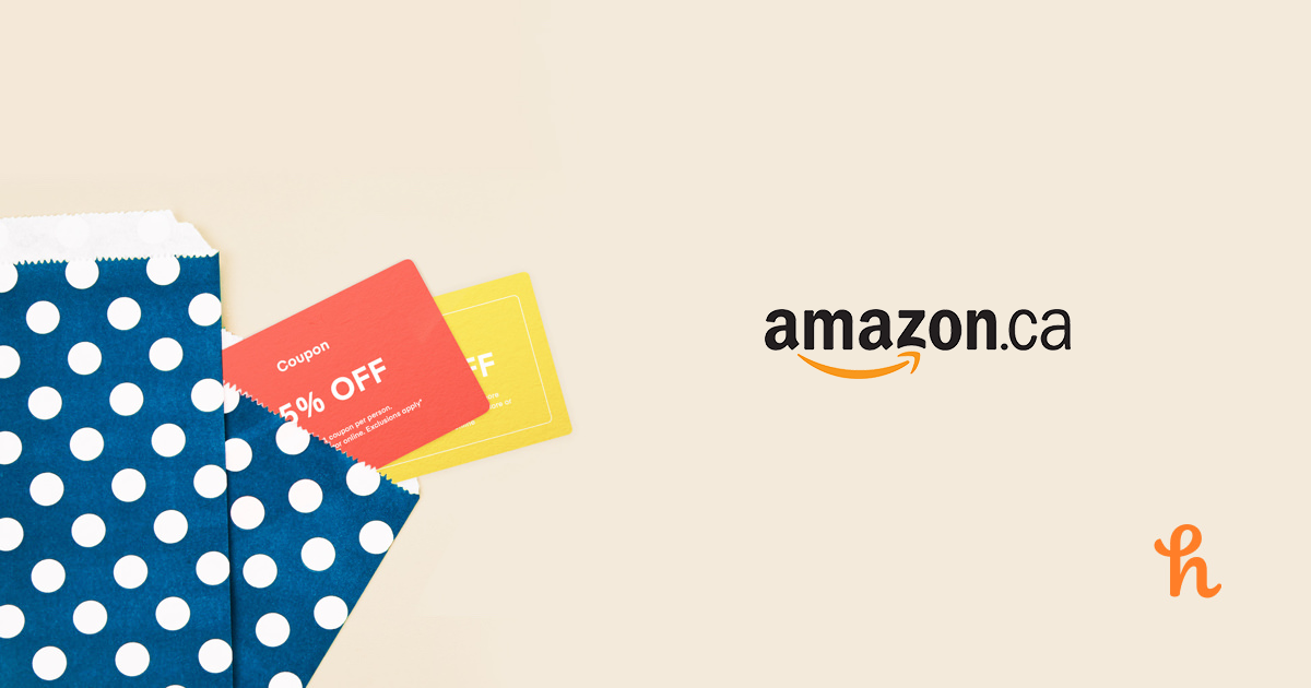 The Best Amazon Canada Coupons, Promo Codes - Aug 2019 - Honey
