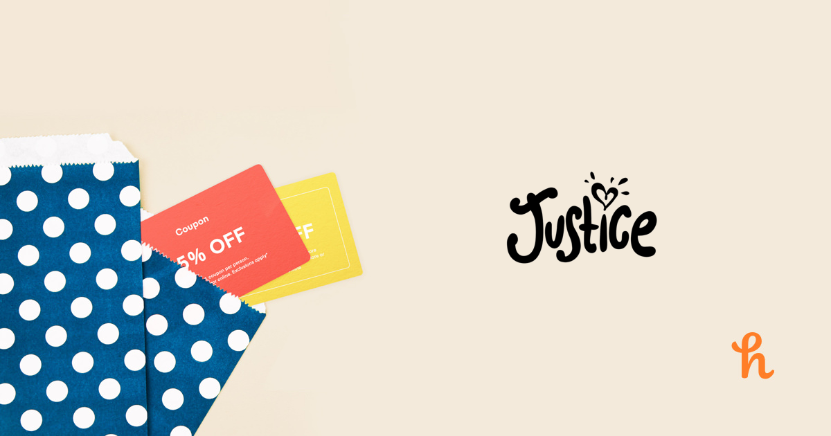 5 Best Justice Online Coupons, Promo Codes - Sep 2019 - Honey