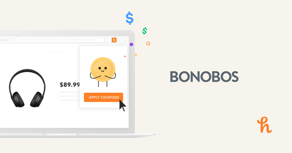 Bonobos Cash Back