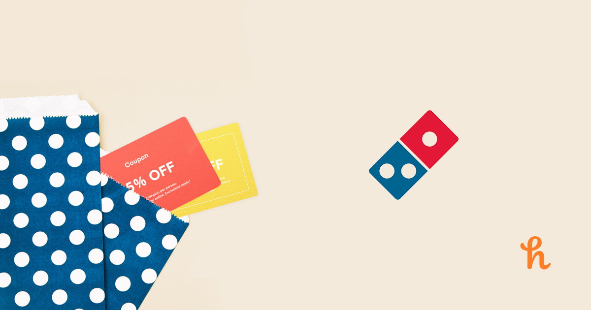 dominos free delivery promo code 2018