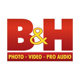 b-h-photo-video-logo